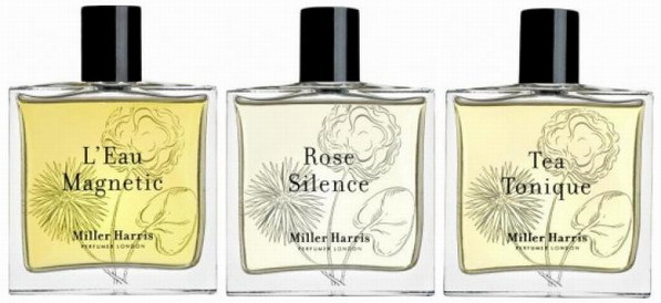 Rose Silence, Tea Tonique и L'Eau Magnetic от Miller Harris