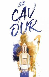 Cavour I - эксклюзивный аромат к открытию бутика XerJoff