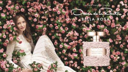 Bella Rosa — красота королевы цветов от Oscar de la Renta