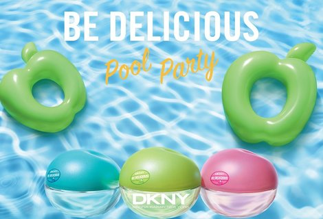 DKNY Be Delicious Pool Party: Lime Mojito, Mai Tai, Bay Breeze – ароматное изобилие для лета 2019