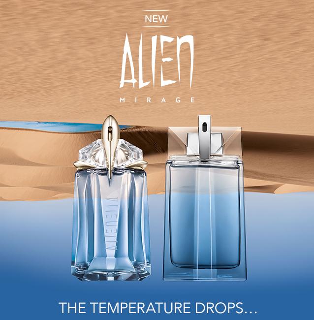 Alien Mirage – новый внеземной дуэт от Thierry Mugler