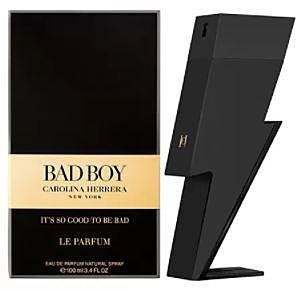 Bad Boy Le Parfum с каннабисом от Carolina Herrera