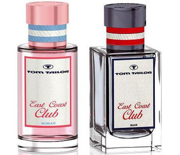 East Coast Club Man и East Coast Club Woman от Tom Tailor